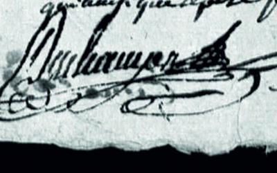 Hippolyte Deschamps, le fils du notaire ressuscité