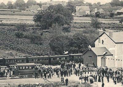 Le petit train départemental