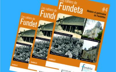 Le numéro #4 des Cahiers de Fundeta est paru !