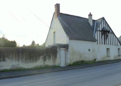 La maison du crucifix Rigalou