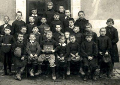 1913 - Ecole garçons