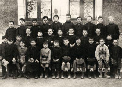 1921-1922 Ecole garçons
