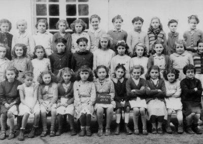 1949-1950 Ecole filles