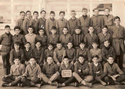 1960-1961 Ecole garçons