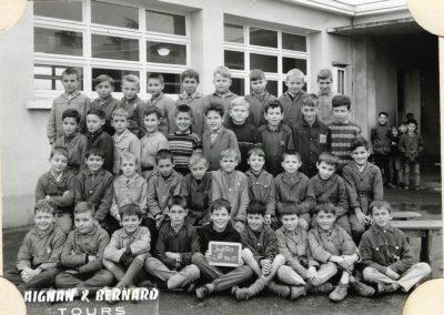 1964 -1965 Groupe scolaire garçons