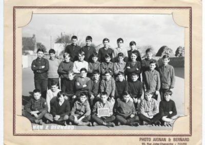 1967 -1968 Groupe scolaire garçons