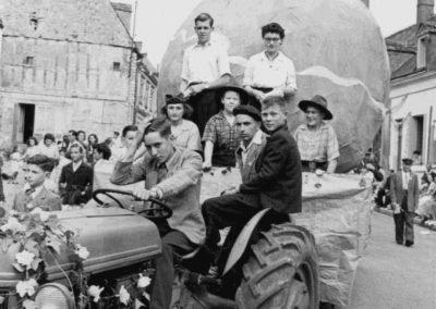 Fête de la terre 1952